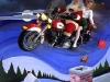 Santa Rides a Harley